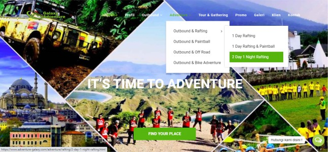 jasa-pembuatan-website-galaxy-adventure-murah Galeri Web